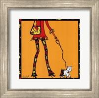 Seasonal Legs - Fall Fine Art Print