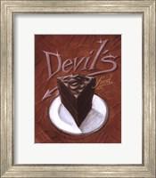 Devil's Food Fine Art Print