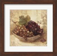 Sunlit Grapes Fine Art Print