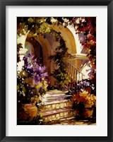 Fragrant Entry Fine Art Print