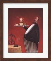 Cafe Creme Fine Art Print