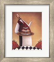 Les Patisseries Fine Art Print