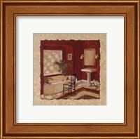 Nouveau Rouge I Fine Art Print