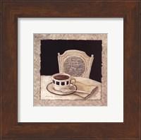 Stay For Coffee II Fine Art Print