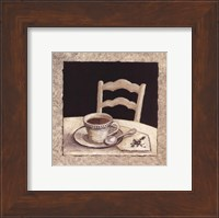 Stay For Coffee IV Fine Art Print
