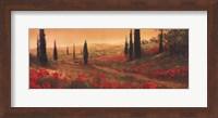 Toscano Panel I Fine Art Print