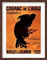 Cognac De L'aigle Fine Art Print
