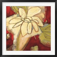 Jungle Gardenia I Fine Art Print