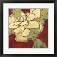 Jungle Gardenia II Fine Art Print