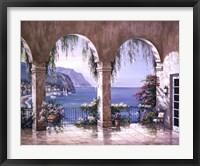 Mediterranean Arch Fine Art Print