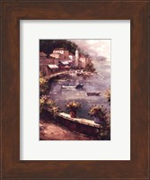 Italian Harbor Fine Art Print