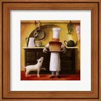 Bread Is Baked Fine Art Print