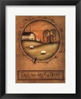 Horizon Of Blessings Fine Art Print
