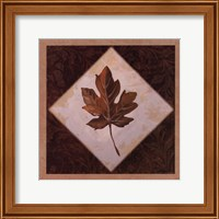 Diamond Leaves I Fine Art Print