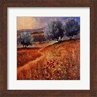 Peaceful Path Fine Art Print
