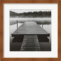 Arrow Dock, Salt Spring Island Fine Art Print