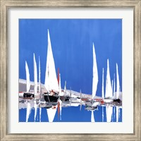 Voile Blanches II Fine Art Print