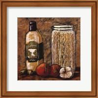 Rustic Kitchen I Fine Art Print