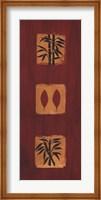 Asian Panel I Fine Art Print