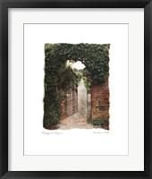 Passage To Eden Fine Art Print