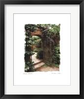 Secret Garden Fine Art Print