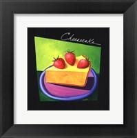 Cheesecake - Mini Fine Art Print