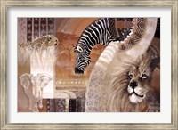 African Colors Fine Art Print