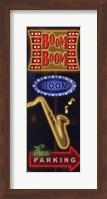 Boom Boom Room Fine Art Print