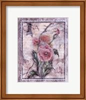 Love Letter Poppies Fine Art Print