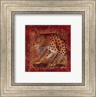 Leopard Safari Fine Art Print