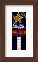 Star Lite Lounge Fine Art Print