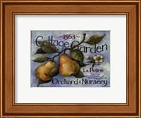 Cottage Garden II Fine Art Print