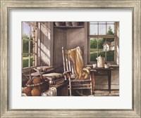 Corner Comforts Fine Art Print
