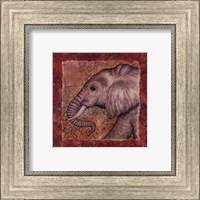Elephant Safari Fine Art Print