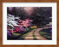 Dogwood Road Fine Art Print
