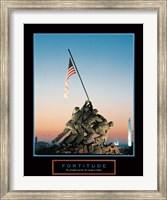 Fortitude - Iwo Jima Fine Art Print