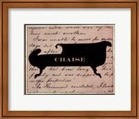 Chaise Fine Art Print