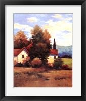 Santa Rosa Farmhouse Fine Art Print