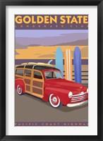 Golden State Fine Art Print