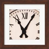 Clock III Fine Art Print