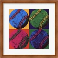 Ball Four - Baseball Fine Art Print