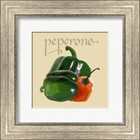 Italian Vegetable IV Fine Art Print