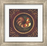 Proud Rooster Fine Art Print