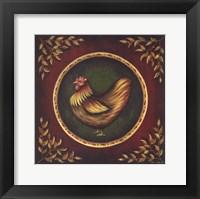 Humble Hen Fine Art Print