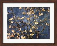 Blossoming Almond Tree, Saint-Remy, c.1890 Fine Art Print