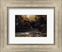 Trout Fishermen Fine Art Print