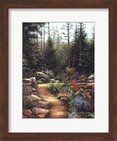Rock Garden Fine Art Print