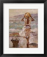 Seaside Summer I Fine Art Print
