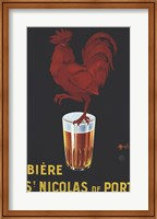 Biere St. Nicolas De Port Fine Art Print