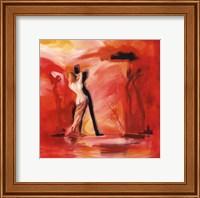 Romance in Red II Fine Art Print